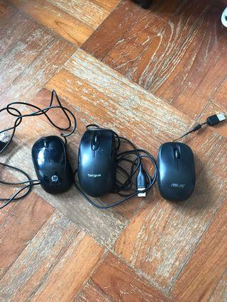 Mouse x3