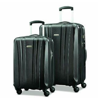 [BNIB] Samsonite Pulse Dlx 2 Piece Hardside Luggage Set