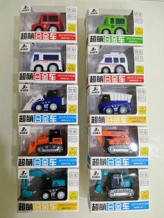 Minicar Life Collections
