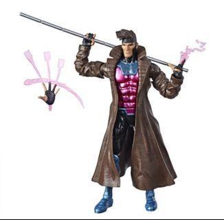 Marvel Legends X Men Wolverine BAF Caliban Wave ~ Gambit 牌王