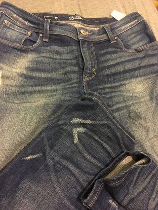 Levi's Boyfriend Jeans 男朋友 牛仔褲 Size28