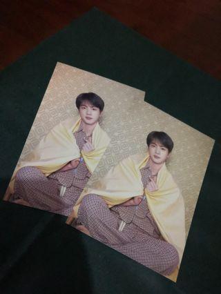 WTT BTS Persona Postcard