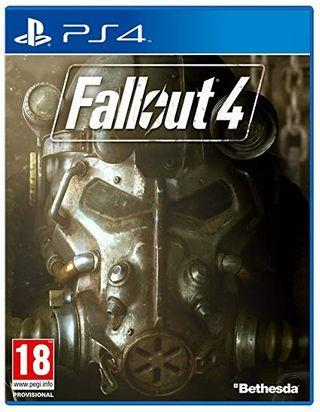 🚚 PS4 Fallout 4
