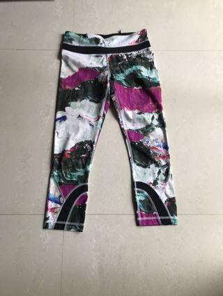 Lululemon run inspire crop (US4)
