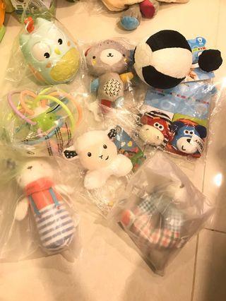 🚚 Newborn toys
