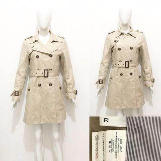 L R trench coat / blazer coat / outer
