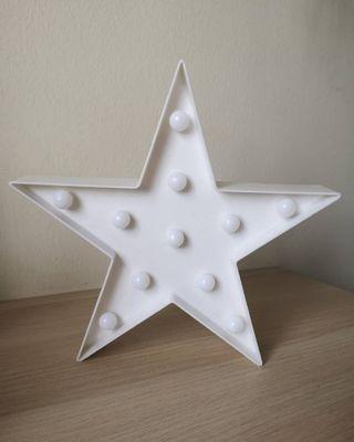 Star Battery Light (for rent)
