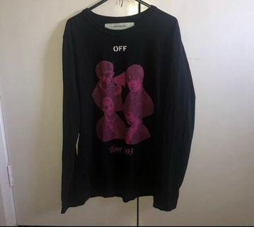 Off White Oasis Long Sleeve