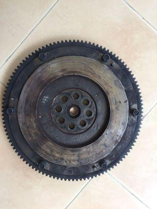 flywheel bearing clutch honda b16b type r