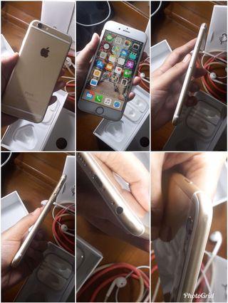 Iphone 6 64gb original ex inter singapore