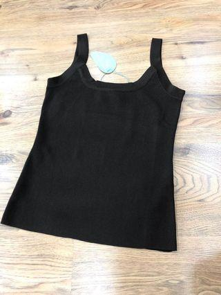 Special Markdown!! NEW~OUR SECOND NATURE knitted scoop tank top