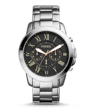 Fossil Men's chronograph stainless steel Watch
