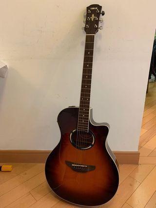 Yamaha Guitar 結他APX500 OVS