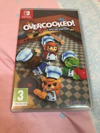 🚚 Overcooked 1 switch遊戲