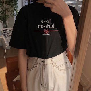 oversized vintage korean shirt