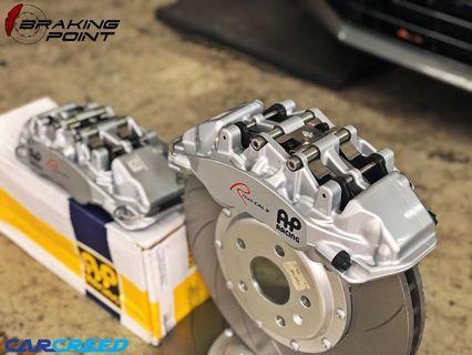 Authentic AP Racing Radical 2 6pot