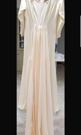🚚 Long Dress for simple wedding