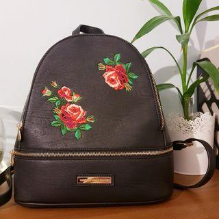 Colette rose backpack
