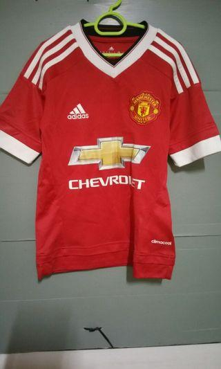 🚚 Manchester United Jersey for Kids