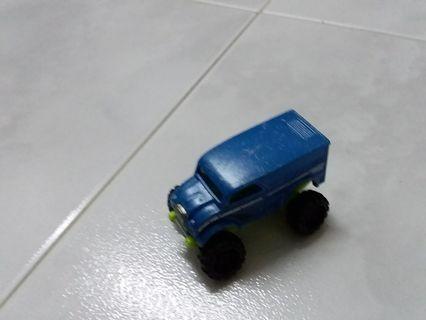 Hot wheels colour changer car