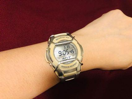 Ladies Casio Baby-G Chronograph Watch