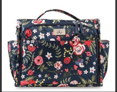 Price dropped! Jujube Midnight Posy Convertible Brand New