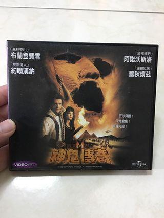 🚚 神鬼傳奇VCD(150含運)