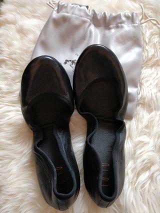 EQIQ leather foldable flats