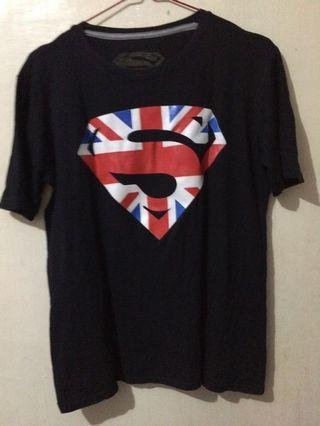 Kaos logo superman