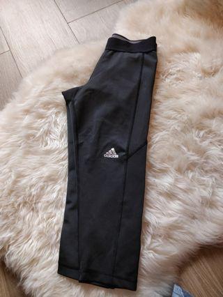 Adidas 運動褲 / black sport pants/tights
