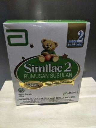 Similac step 2