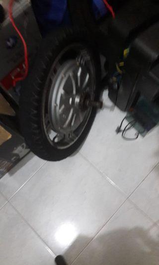 """Ebike motorhub 16"""""""