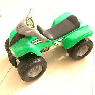Toy Car KAWASAKI BIKE 🏍  frequently used condition