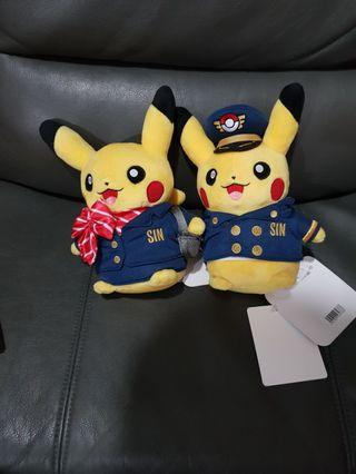 Singapore Pokemon centre exclusive Pikachus