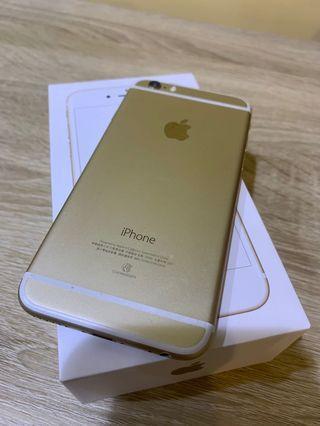🚚 IPhone 6 32金☀️2017機