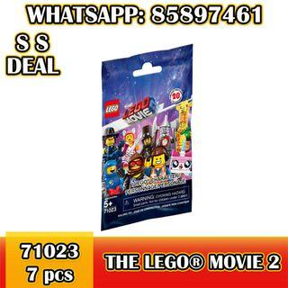 HARRY POTTER FANTASTIC BEAST 71023 SERIES WIZARD OF OZ SEALED LEGO MOVIE 1 /& 2