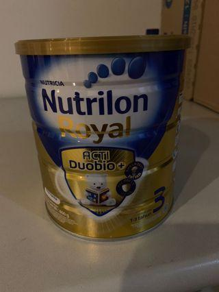Susu Formula nutrilon royal step 3