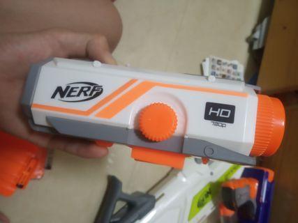 Nerf camera 720 p
