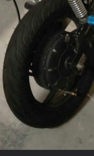 Ebike ahcai blackwheel