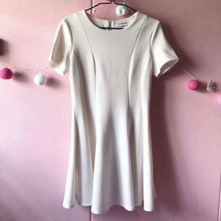 TEM Classic White Dress