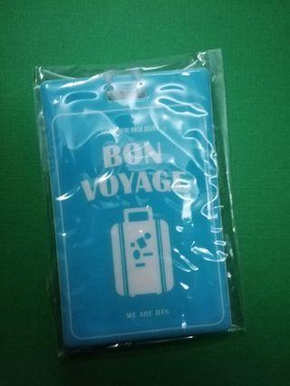 BTS 2015 SUMMER PACKAGE LUGGAGE TAG