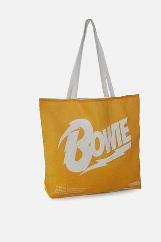 New! Cotton On Tote Bag (David Bowie)