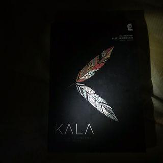 Novel KALA by HUJANMIMPI ELEFTHERIAWORDS