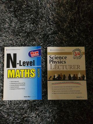 🚚 #others BRAND NEW MATH AND PHYSICS BOOKS