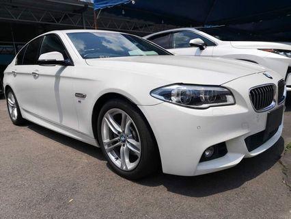 BMW 528i 2.0 M-sport