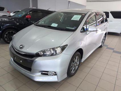 Toyota Wish 1.8s sport