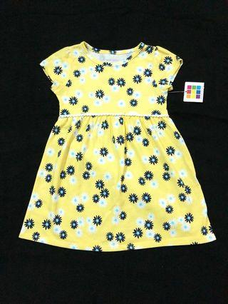 (3T) BNWT Healthtex Flower Dress