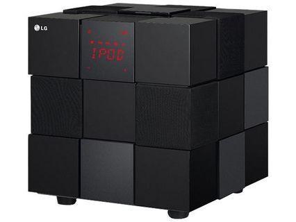 LG ND8520 Speaker - bluetooth, airplay, aux, clock