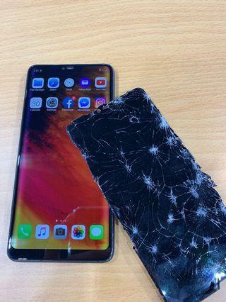 🚚 Phone lcd battery repair