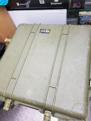 Pelican storage transport Case 1640 x 2 pcs bundle